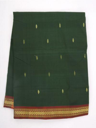 Chamelli Exclusive Handloom Cotton Saree - MJC7745691
