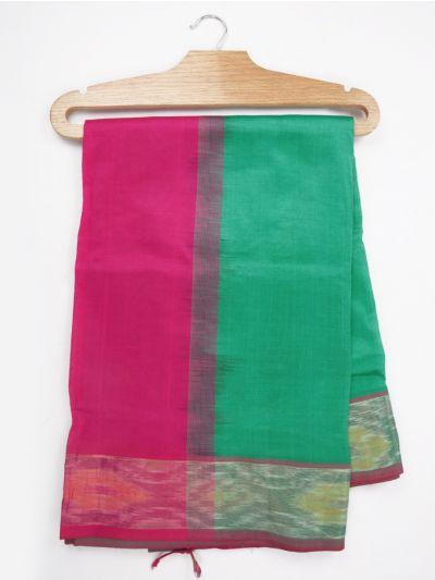 Chamelli Exclusive Arani Silk Cotton Saree - MJC7745892