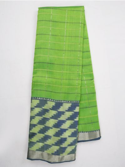 Chamelli Exclusive Mangalagiri Silk Cotton Saree - MKC9663391