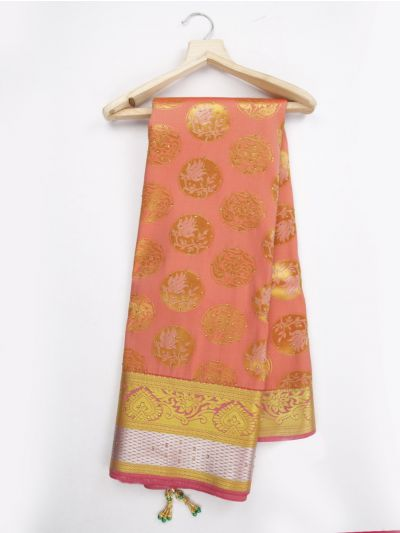 Bairavi Traditional Gift Art Silk Stone Work Saree - MKC9977966