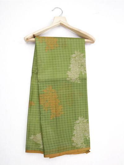 MKB9422607-Kyathi Tussar Weaving Saree