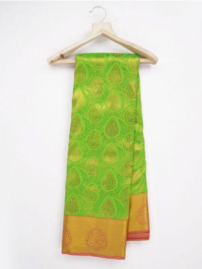 Bairavi Traditional Gift Art Silk Stone Work Saree - MKD0219115