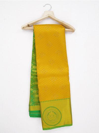 MKD0219127-Bairavi GIft Stonework Silk Saree