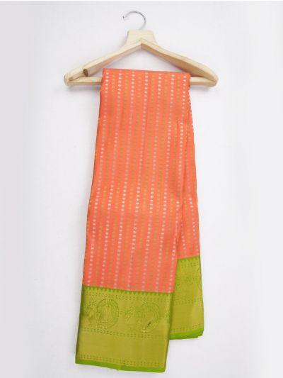 MKD0205976-Vipanji Traditional Silk Saree