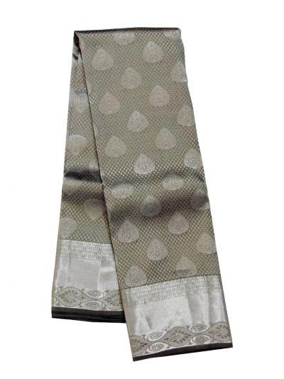 Traditional Silk Saree - EKM -  NHC4908559