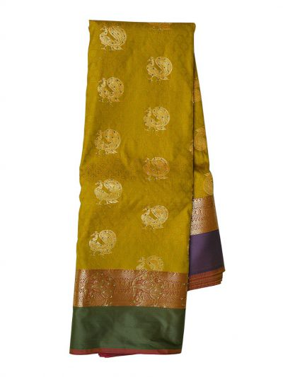 MKD0383959 - Gift Art Silk Saree with Stone Work