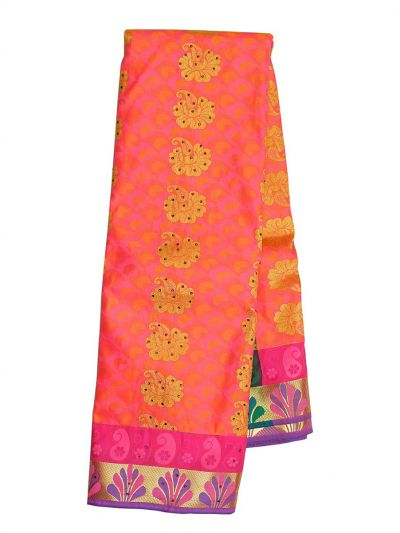 NCE0554696 - Gift Art Silk with Stone work Saree