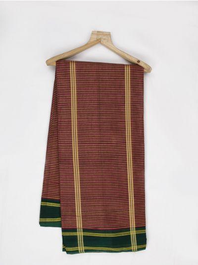 MFB5830677 - Silk Cotton Saree