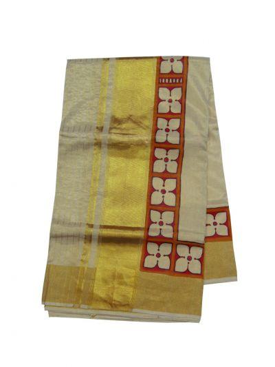 Kerala Traditional Silk Saree - EKM - NJD1428110