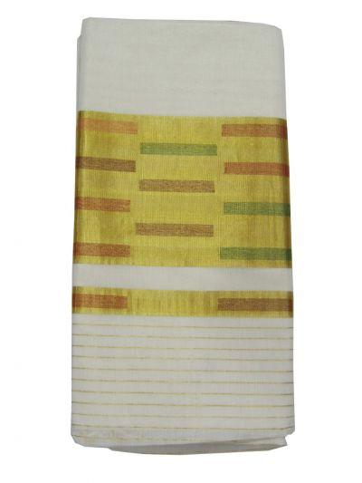 Kerala Traditional Silk Saree - EKM - NJD1428113