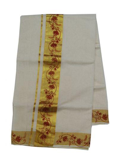 Kerala Traditional Silk Saree - EKM - NJD1428118