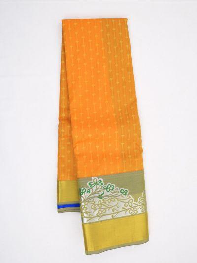Bairavi Traditional Gift Art Silk Saree - MIB3134810