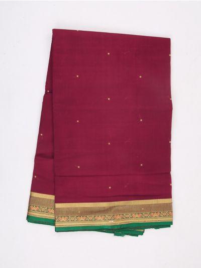 Naachas Pure Madurai Cotton Saree - MIB3137685