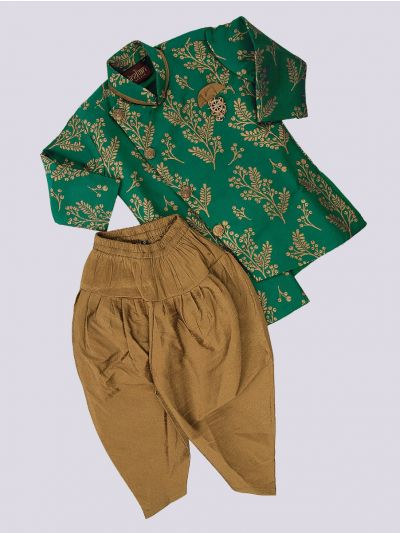 Infant Boys Readymade Dhoti Set - MFB4369147