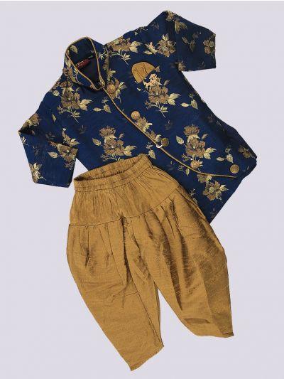 Infant Boys Readymade Dhoti Set - MFB4369185