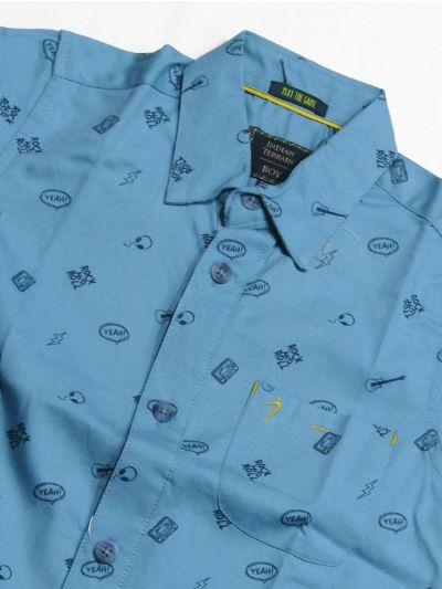 NFB4293148- Boys Cotton Shirt