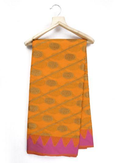 Kathana Fancy Manipuri Weaving Saree - MJB7204958