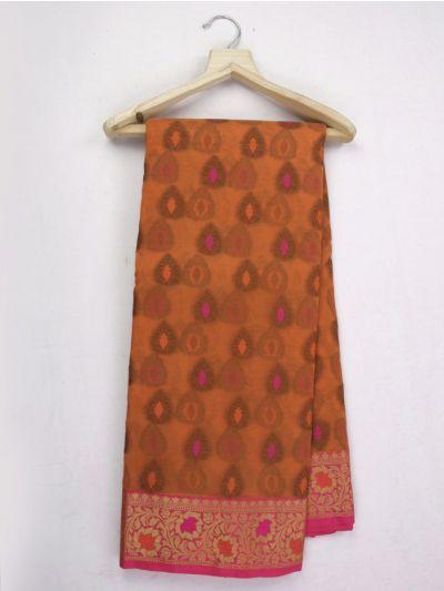 Kathana Fancy Printed Manipuri Cotton Saree - MKB9153466