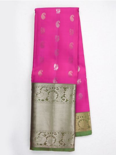MKC9541043-Estrila Wedding Silk Saree