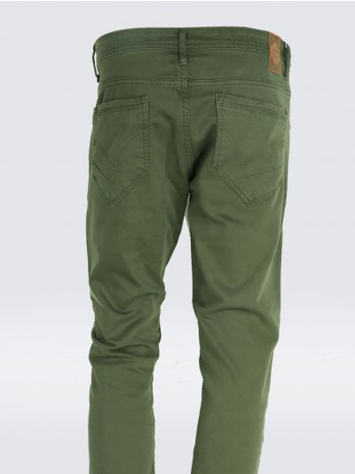 ZF Men's Denim Trousers-MGA8048851
