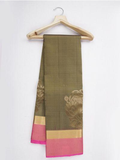 MKB9047023-Vipanji Soft Silk Saree