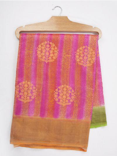 MID5265363-Kyathi Tussar Silk Saree