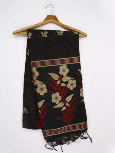 MJC7914966-Yuvathi Jute Cotton Saree