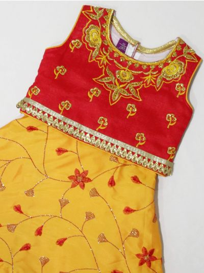 MKB9369235 - Girls Ready Made Fancy  Choli