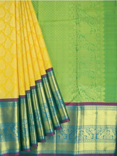 MID4733990 - Vivaha Pure Kanchipuram Wedding Silk Saree
