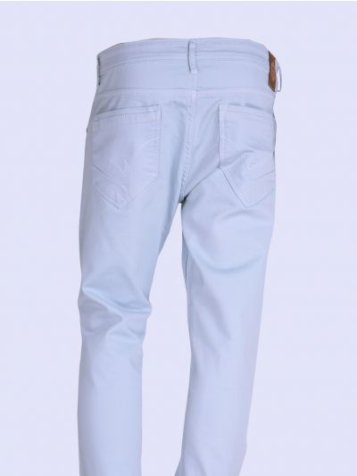 ZF Men's Denim Trousers-MGA8048839