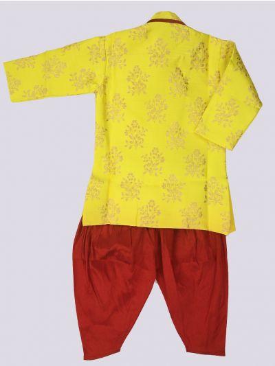 Infant Boys Readymade Dhoti Set - MFB4369151