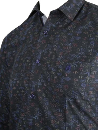 ZF Men's Readymade Casual Cotton Shirt - MKB9169403