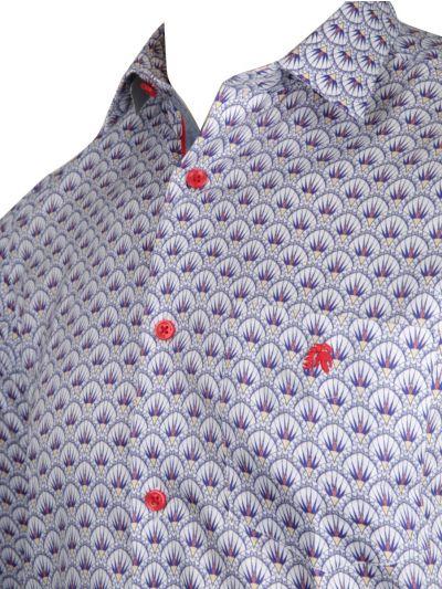 ZF Men's Readymade Casual Cotton Shirt - MKD0275944