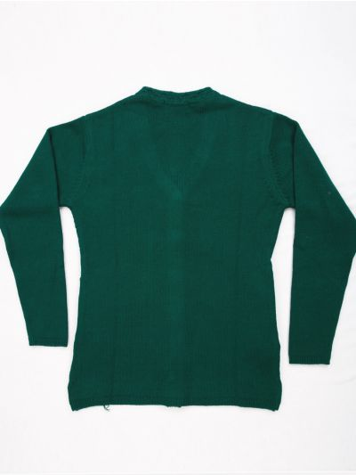 Women's Solid Woolen Sweater - MFB4314095