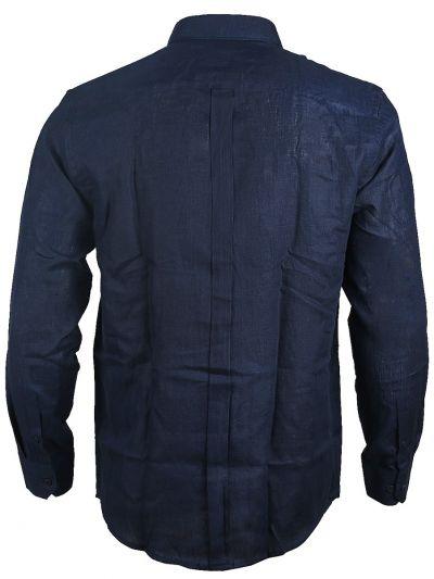 Zulus Festin Men's Linen Shirt - MGA7771302