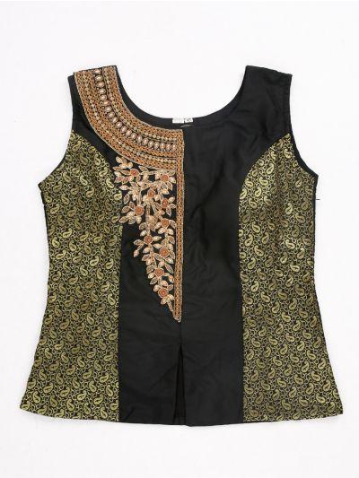 Kyathi  3 in 1 Readymade Mastani styled Salwar Kameez Suit Set - MGB9237434