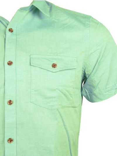 Zulus Festin Men's Readymade Casual Cotton Shirt - MGA8251319