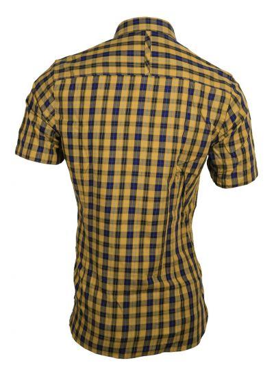 ZF Men's Readymade Casual Cotton Shirt - MGA8046759