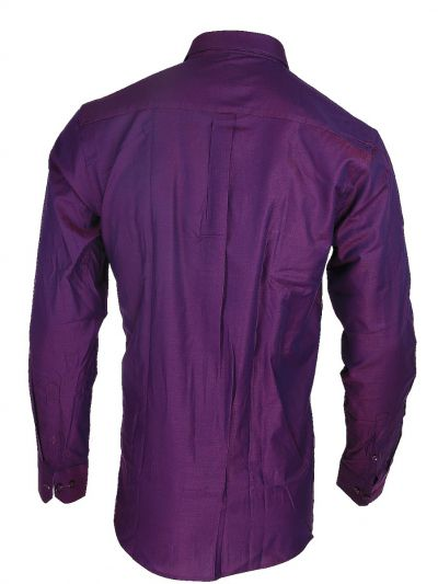 Zulus Festin Men's Readymade Formal Cotton Shirt - MIA2795073