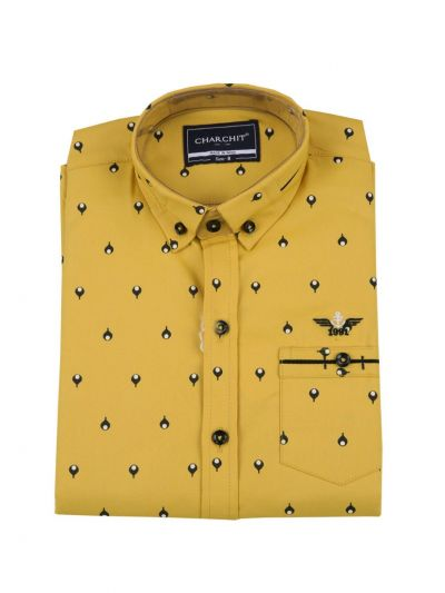 NJB0102750 - Boys Casual Shirt