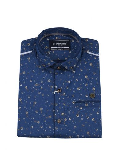 NJB0102848 - Boys Casual Shirt