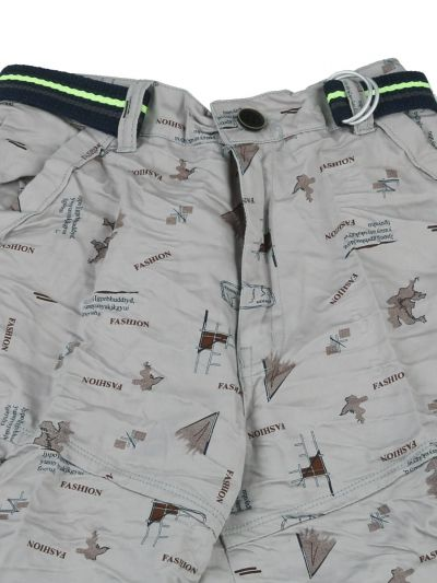 NJB0252340 - Boys Casual Half Trouser