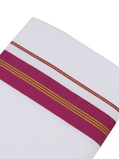KKV Men's Cotton Dhoti - NIB6121234