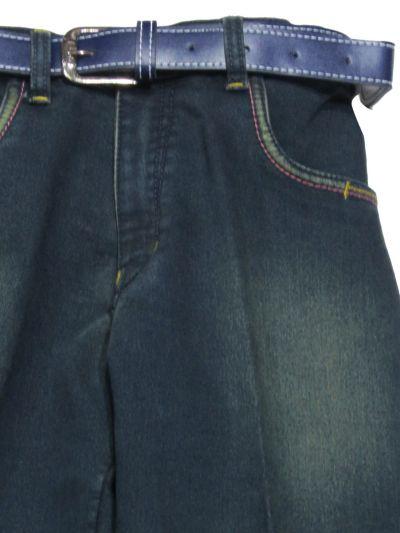 Boys Casual Denim Trouser - NJA8955606