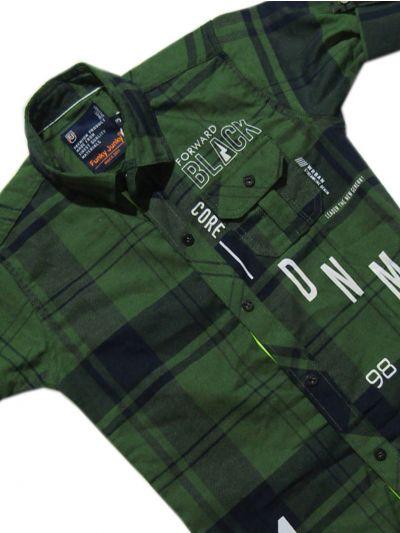 Boys Fancy Casual Shirt -EKM