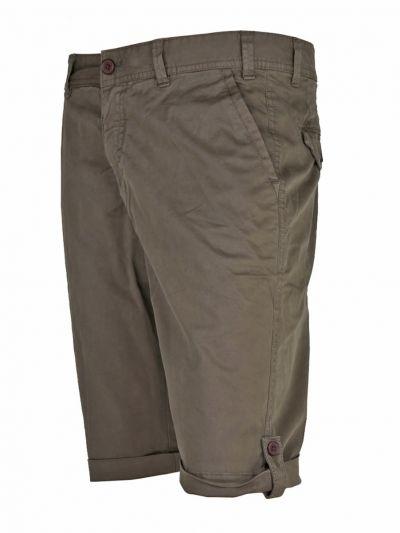 ZSF Men's Cotton Spandex Shorts - NDB0892995