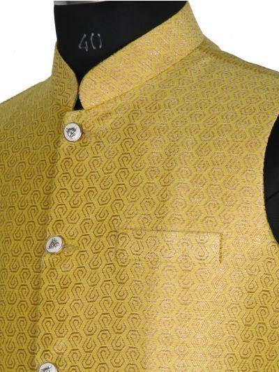 Exclusive Men's Waist Coat - NGB9254011