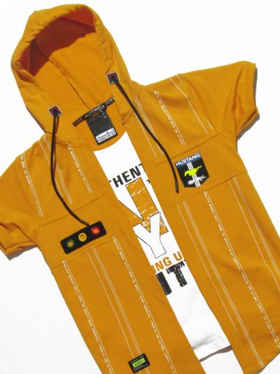 Boys Hoodie T shirt- EKM