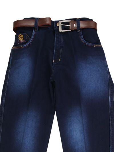 Boys Casual Denim Trouser - NJA8955617
