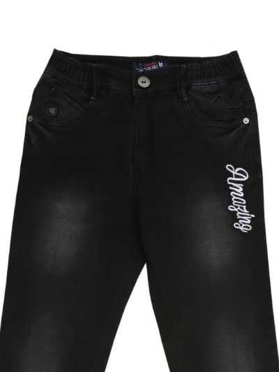 Boys Casual Denim Trouser - NKD4150200
